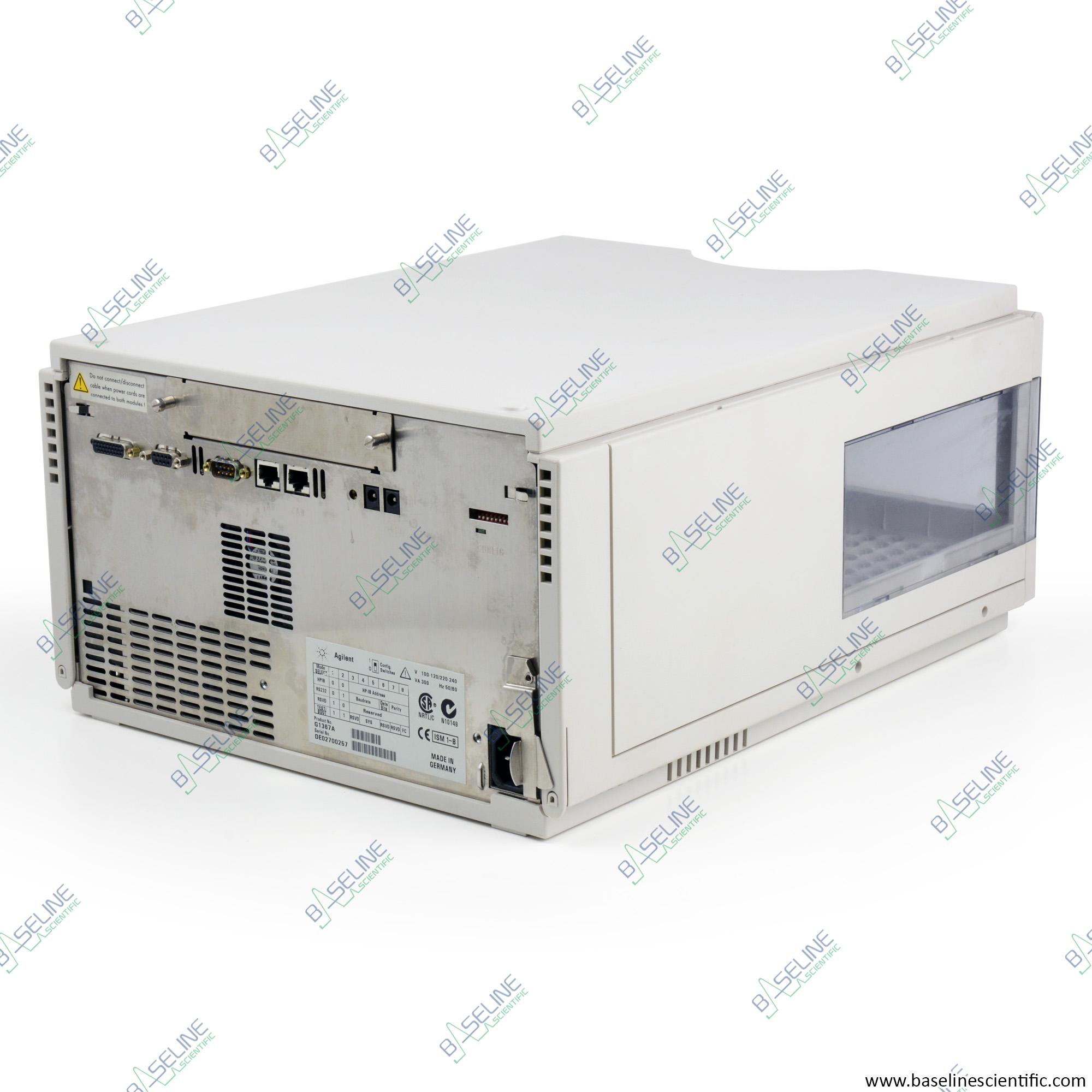 Gebraucht Agilent G1367A Mess und Laborgeräte zu