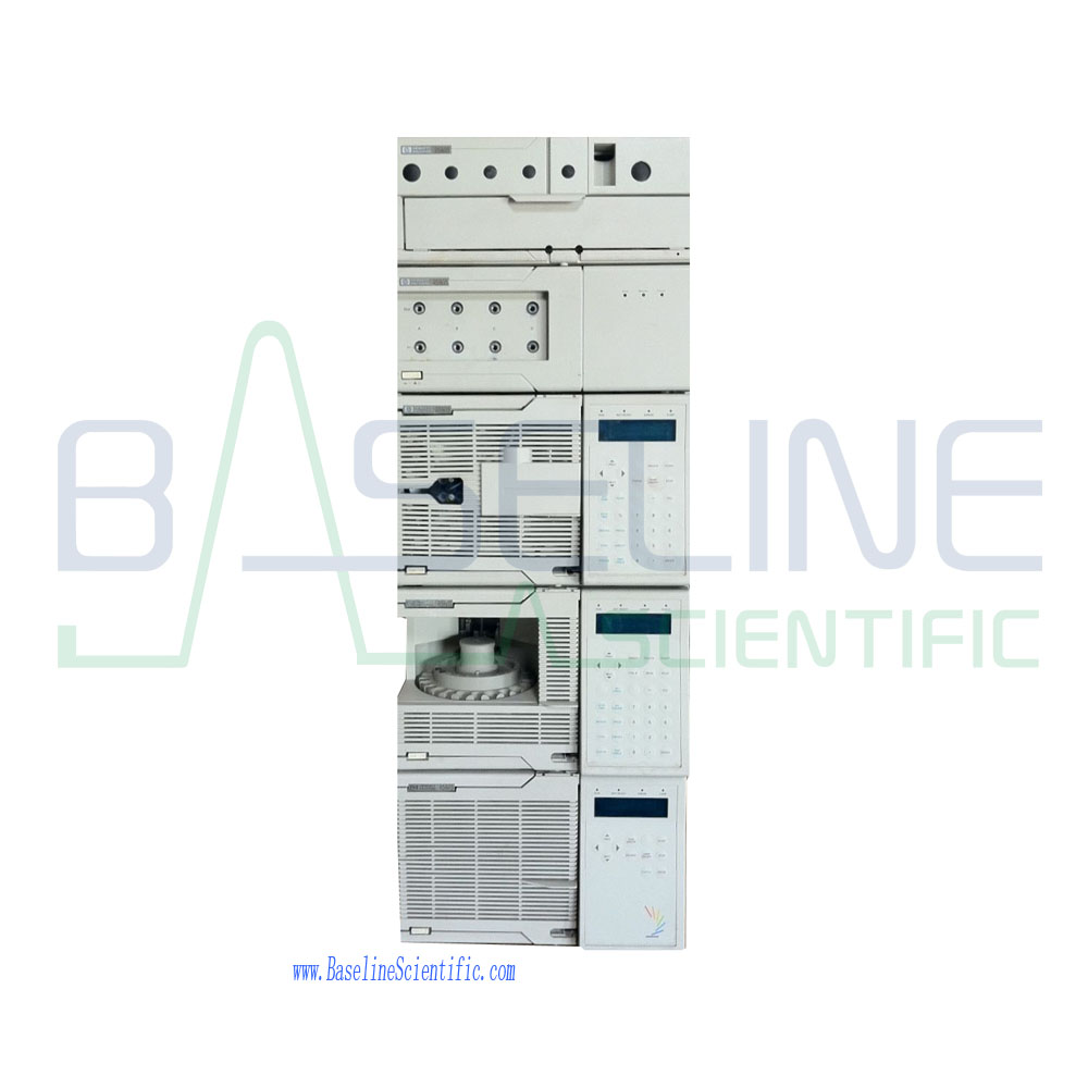 Refurbished HP 1050 Serie HPLC System